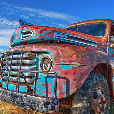Photograph - Heavy Duty by Daniel George
