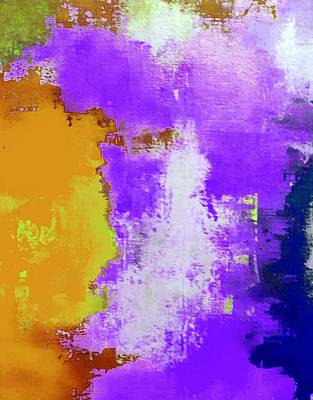 Painting - True Colors 2 by Jane Biven