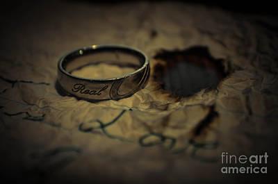 Photograph - True Love Never Runs by Steven Brodhecker