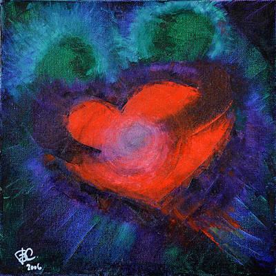 Painting - True Love by Belinda Capol