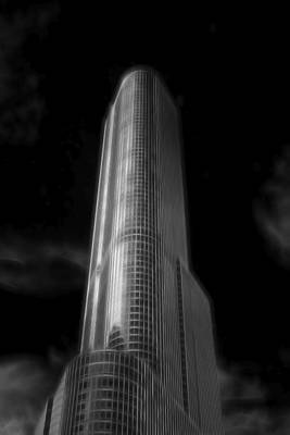 Photograph - Trump Tower Chicago 5 by David Haskett