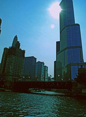 Photograph - Trump Tower by Gary Wonning