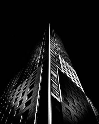 Trump Tower Toronto Canada Art Print by Brian Carson