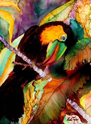 Painting - Tu Can Toucan by Lil Taylor
