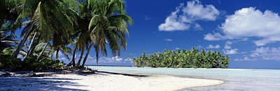 Striking Photograph - Tuamotu Islands French Polynesia by Panoramic Images