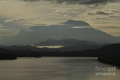 Art Print featuring the photograph Tuaran River by Gary Bridger