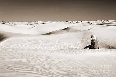 Abstract Landscape Photos - Tuareg by Delphimages Photo Creations