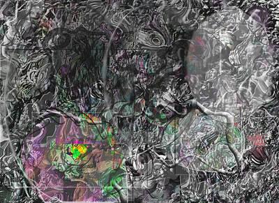 Tuatha Digital Art - Tuatha De Danann by Rufus Rafft