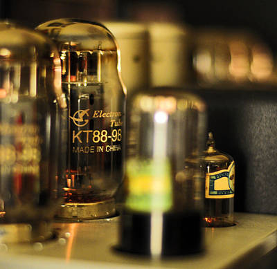 Tube Amp Original by Andrea Di Bello