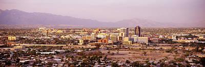 Tucson Arizona Photograph - Tucson Arizona Usa by Panoramic Images