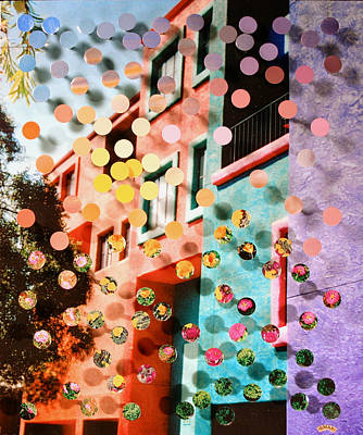 Mixed Media - Tucsoncenter Ss1 by Irmari Nacht