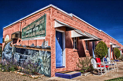 Photograph - Tucumcari Tonite by Jim McCain