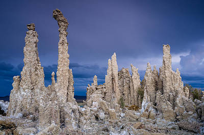 Photograph - Tufa Garden by Greg Nyquist