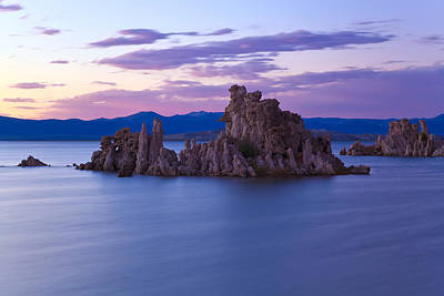 Photograph - Tufa Islands by Jonathan Nguyen