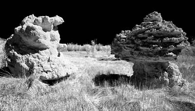 Photograph - Tufa Towers by Cat Connor