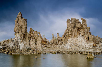 Photograph - Tufas Rising by Greg Nyquist