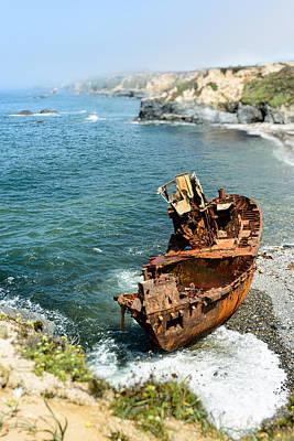 Tugboat Klemens I Original by Marco Oliveira