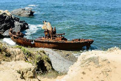 Tugboat Klemens V Original