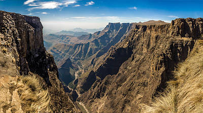 Photograph - Tugela Falls by Nadya Ost