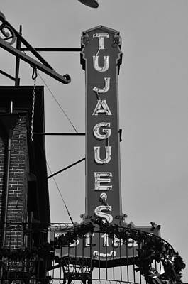 Photograph - Tujague's by Helen Haw