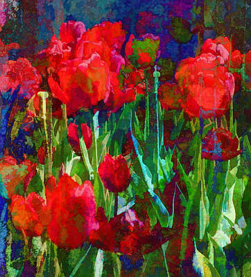 Photograph - Tulip Jubilee by Kathleen Holley