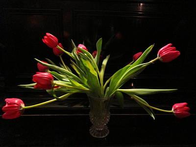 Tulip Mania Photograph - Tulip Mania 17 by Rosita Larsson