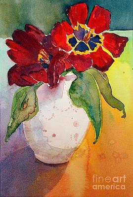 Tulips Art Print by Gwen Nichols