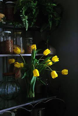 Photograph - Tulips IIi by Michael Moschogianis