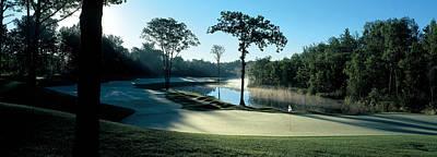 Photograph - Tullymore Golf Club by Stephen Szurlej
