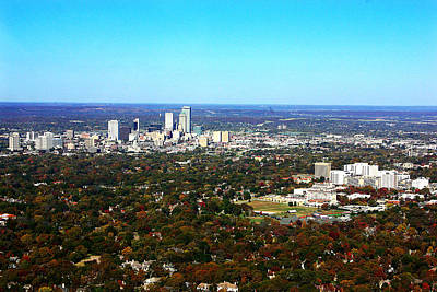 Wall Art - Photograph - Tulsa Look Up by Daniel Kleefeld