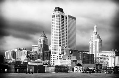 Photograph - Tulsa Rising by John Rizzuto