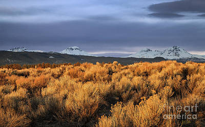 Photograph - Tumalo Sunrise by Stuart Gordon