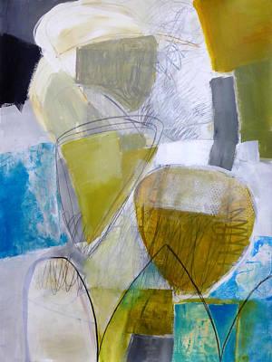 Keywords Painting - Tumble Down 1 by Jane Davies