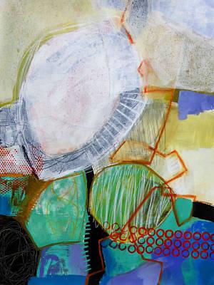 Keywords Painting - Tumble Down 2 by Jane Davies