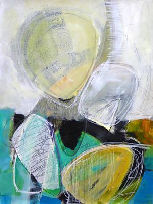 Keywords Painting - Tumble Down 4 by Jane Davies