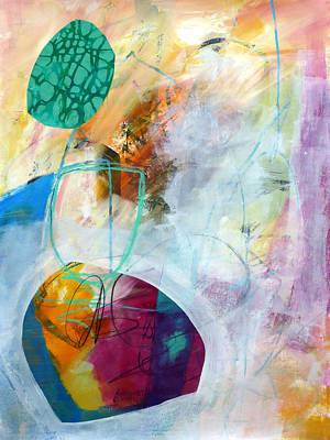 Keywords Painting - Tumble Down 5 by Jane Davies
