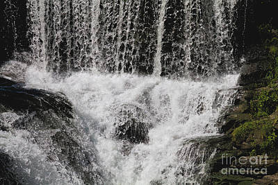 Photograph - Tumbling Waters by William Norton