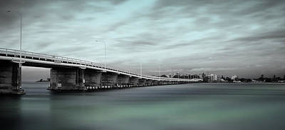 Photograph - Tuncurry To Forster 01 by Kevin Chippindall