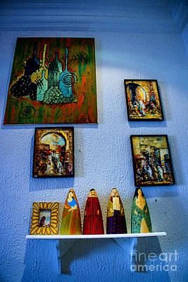 Photograph - Tunis Art by Rick Bragan