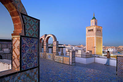 Tunis Art Print by Lucas Vallecillos - Vwpics