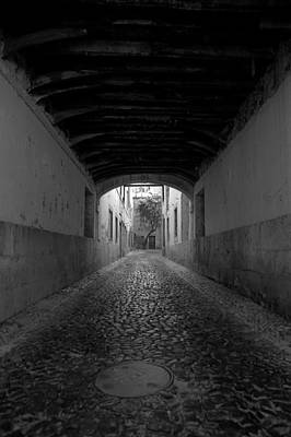 Photograph - Tunnel by Luis Esteves