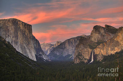 Photograph - Tunnel View by Photography by Laura Lee