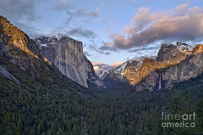 Tunnel View Art Print