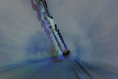 Photograph - Tunnel Vision by Daniel Schubarth