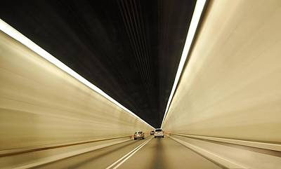 Photograph - Tunnel Vision by Dyle   Warren