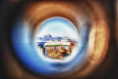 Photograph - Tunnel Vision by Kelly Reber