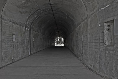 Photograph - Tunnel Vision by SC Heffner