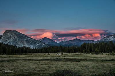 Dana Photograph - Tuolumne Meadows by Bill Roberts