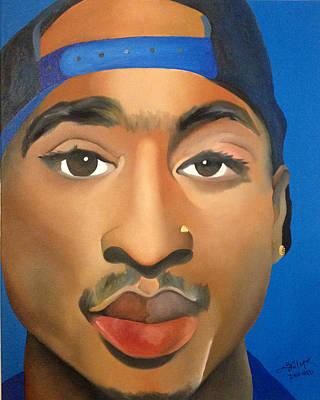 Tupac Original by Chelsea VanHook