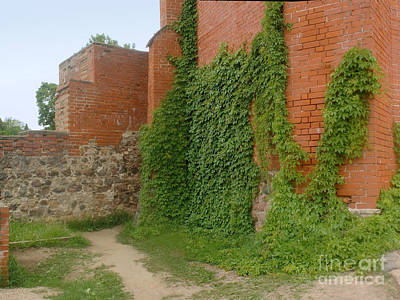 Photograph - Turaida Castle In Sigulda Latvia 3 by Rudi Prott
